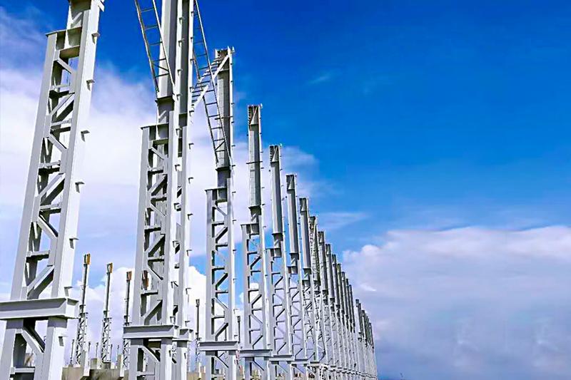 忠旺產業園工程