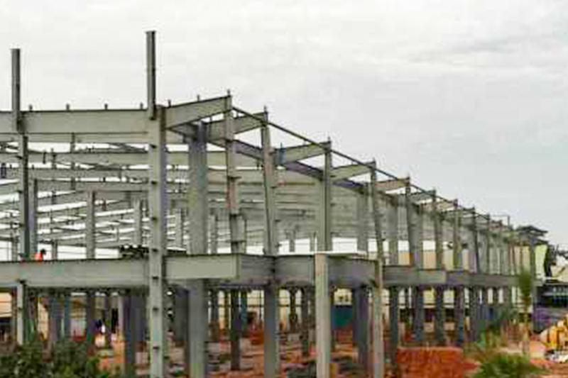 尼日利亞西門子工業園區項目工程