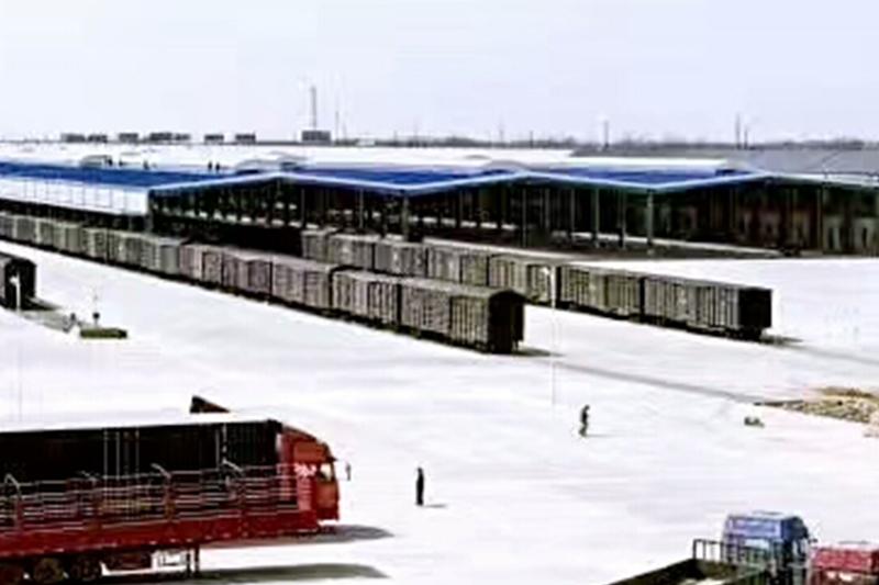 沙嶺物流園倉儲工程